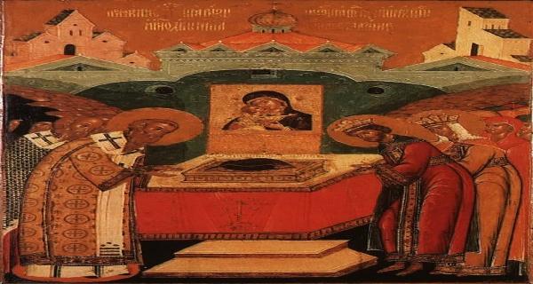Κατάθεση της τίμιας Εσθήτος της Παναγίας: Τι γιορτάζει η Εκκλησία