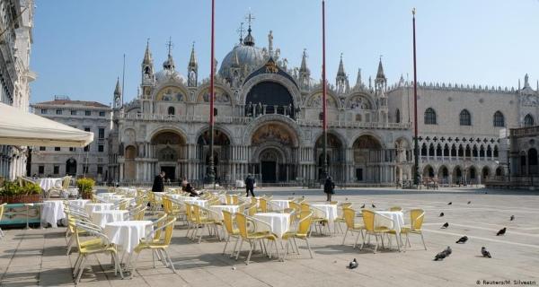 Ο ιταλικός τουριστικός τομέας υποφέρει