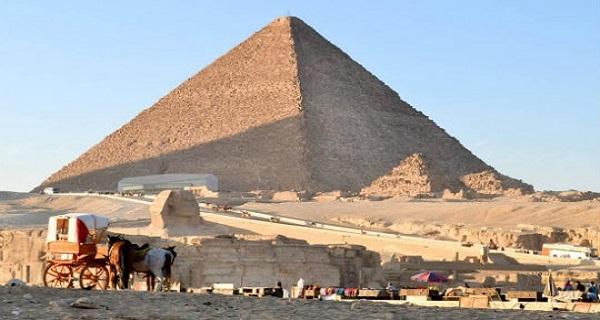 Το απίστευτο κατόρθωμα της μηχανικής: Πυραμίδες της Αιγύπτου (βίντεο)