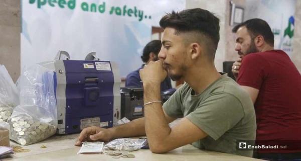 Όπλο της Άγκυρας στη Συρία η τουρκική λίρα