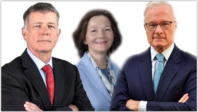 Κοινό «τουρκικό παρελθόν» έχουν οι επικεφαλής μυστικών υπηρεσιών Βρετανίας, ΗΠΑ, Γαλλίας