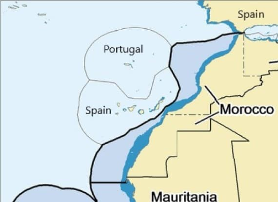 Στους Τουρκολάγνους που λένε ότι το Καστελόριζο δεν έχει ΑΟΖ γιατί είναι μακριά από την ΗπειρωτικήΕλλάδα