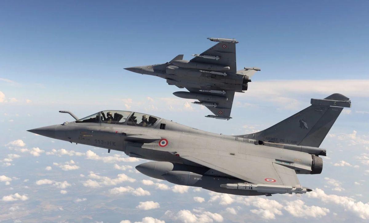 Γαλλικά μαχητικά στην Κύπρο που «δεν είναι άσχετα με την τουρκική προκλητικότητα».