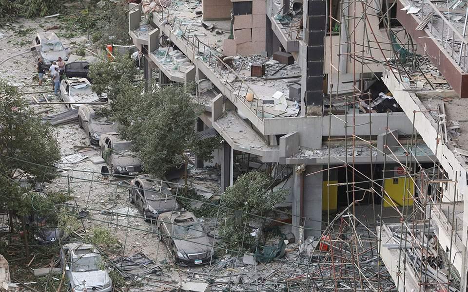 Βηρυτος: Μία Ελληνίδα νεκρή επιβεβαιώνει ο υφ. Εξωτερικών Κ. Φραγκογιάννης.