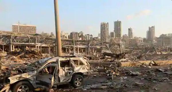 Κραυγή απόγνωσης των κατοίκων της Βηρυτού: «Δεν μας έμεινε τίποτα, καταστραφήκαμε»