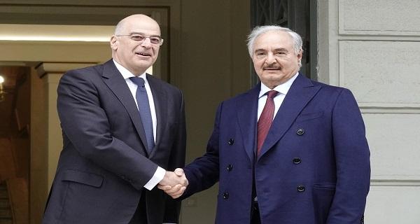 Ενθουσιασμός στην πλευρά Χαφτάρ για το deal Ελλάδας-Αιγύπτου