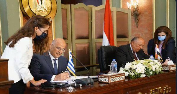 Συμφωνία Ελλάδας-Αιγύπτου: Γιατί η Ρόδος κόπηκε σε δύο μέρη