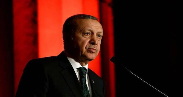 Ο τρόμος τουΕρντογάν