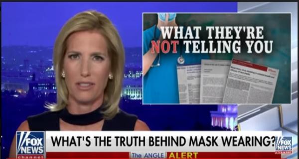 Ρεπορτάζ – κόλαφος από το Fox για τη χρήση μάσκας (βίντεο)
