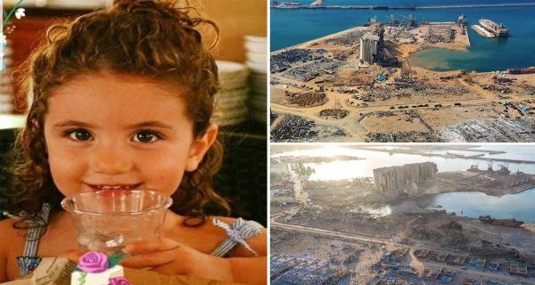 Θρήνος στο Λίβανο, απεβίωσε το κοριτσάκι που είχε γίνει σύμβολο αγώνα